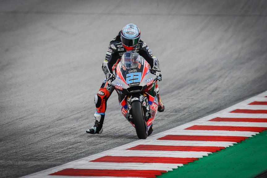 Marcel Schrotter, Liqui Moly Intact GP, Bitci Motorrad Grand Prix von Österreich