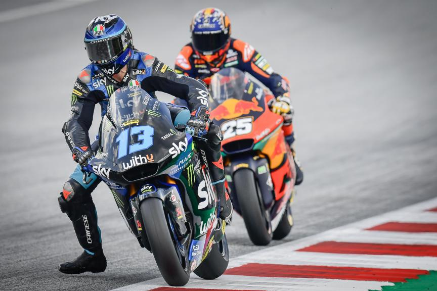 Celestino Vietti, Sky Racing Team VR46, Bitci Motorrad Grand Prix von Österreich