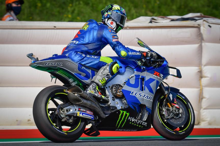 Joan Mir, Team Suzuki Ecstar, Bitci Motorrad Grand Prix von Österreich