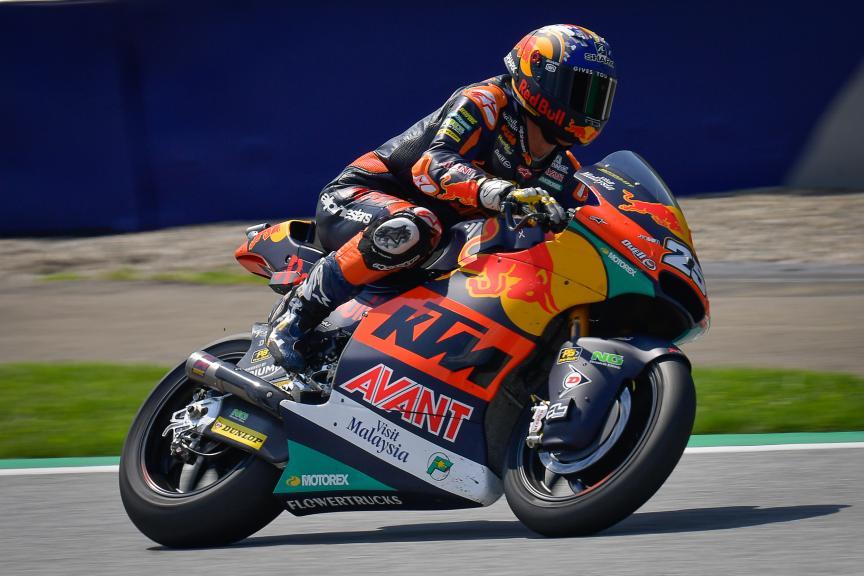 Raul Fernandez, Red Bull KTM Ajo, Bitci Motorrad Grand Prix von Österreich