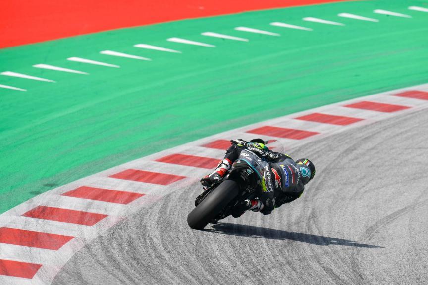 Cal Crutchlow, Petronas Yamaha STR, Bitci Motorrad Grand Prix von Österreich