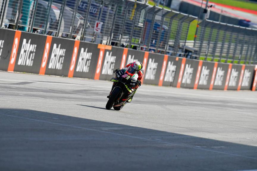 Aleix Espargaro, Aprilia Racing Team Gresini, Bitci Motorrad Grand Prix von Österreich