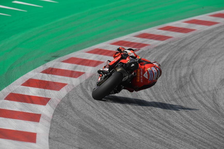 Jack Miller, Ducati Lenovo Team, Bitci Motorrad Grand Prix von Österreich