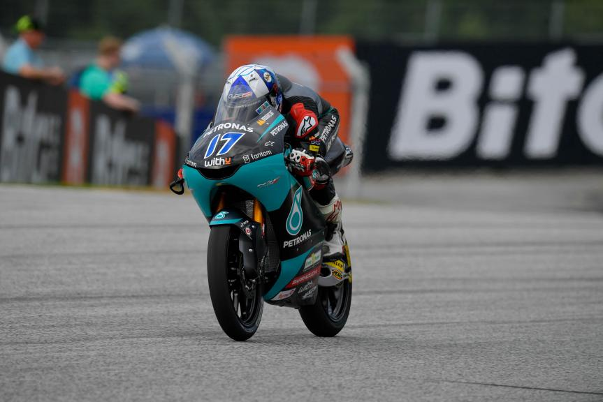 John Mcphee, Petronas Sprinta Racing, Bitci Motorrad Grand Prix von Österreich
