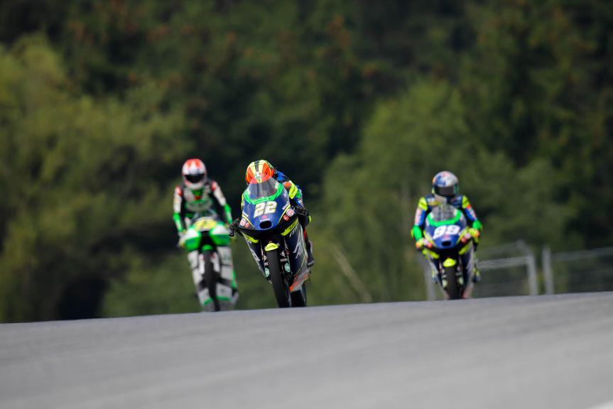 Elia Bartolini, Avintia VR46, Bitci Motorrad Grand Prix von Österreich