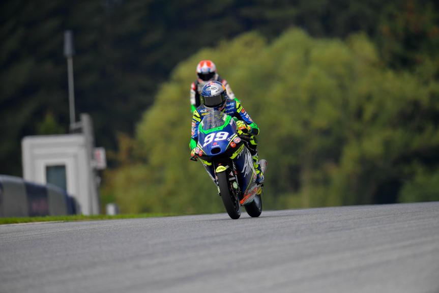 Carlos Tatay, Avintia Esponsorama Moto3, Bitci Motorrad Grand Prix von Österreich