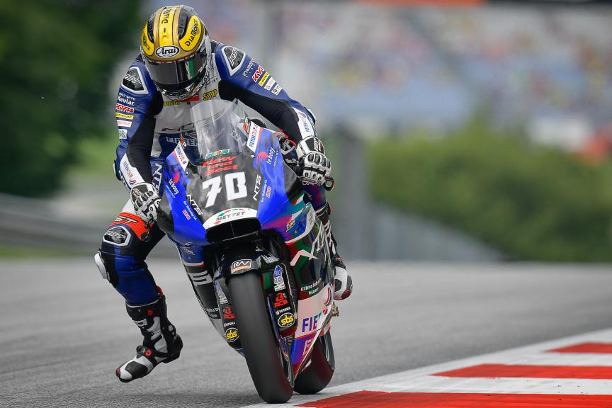 Barry Baltus, NTS RW Racing GP, Bitci Motorrad Grand Prix von Österreich