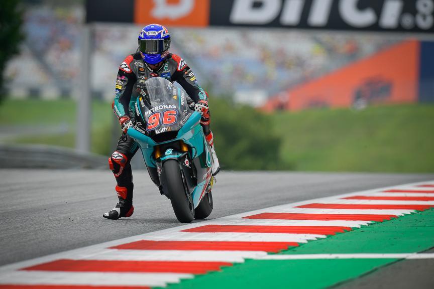 Jake Dixon, Petronas Sprinta Racing, Bitci Motorrad Grand Prix von Österreich