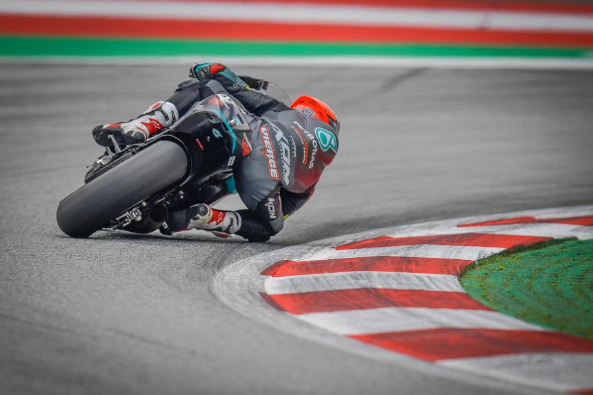 Xavi Vierge, Petronas Sprinta Racing, Bitci Motorrad Grand Prix von Österreich