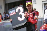 Jeremy Alcoba, Indonesian Gresini Racing Moto3, Bitci Motorrad Grand Prix von Österreich
