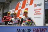 Alcoba, Fenati, Suzuki, Bitci Motorrad Grand Prix von Österreich