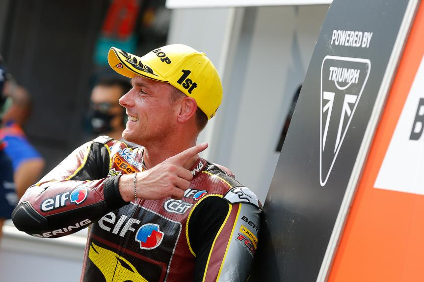 Sam Lowes, Elf Marc Vids Racing Team, Bitci Motorrad Grand Prix von Österreich
