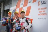 A.Fernandez_Lowes_Ogura_Bitci Motorrad Grand Prix von Österreich