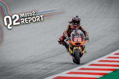 Lowes verdrängt Raul Fernandez für seine 15. Moto2™-Pole