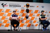 Matteo Ferrari, Fermin Aldeguer, Bitci Motorrad Grand Prix von Österreich