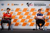 Lukas Tulovic, Fermin Aldeguer, Bitci Motorrad Grand Prix von Österreich