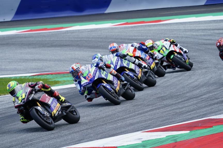 MotoE, Race, Bitci Motorrad Grand Prix von Österreich