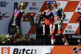 Lukas Tulovic, Eric Granado, Dominique Aegerter, Bitci Motorrad Grand Prix von Österreich