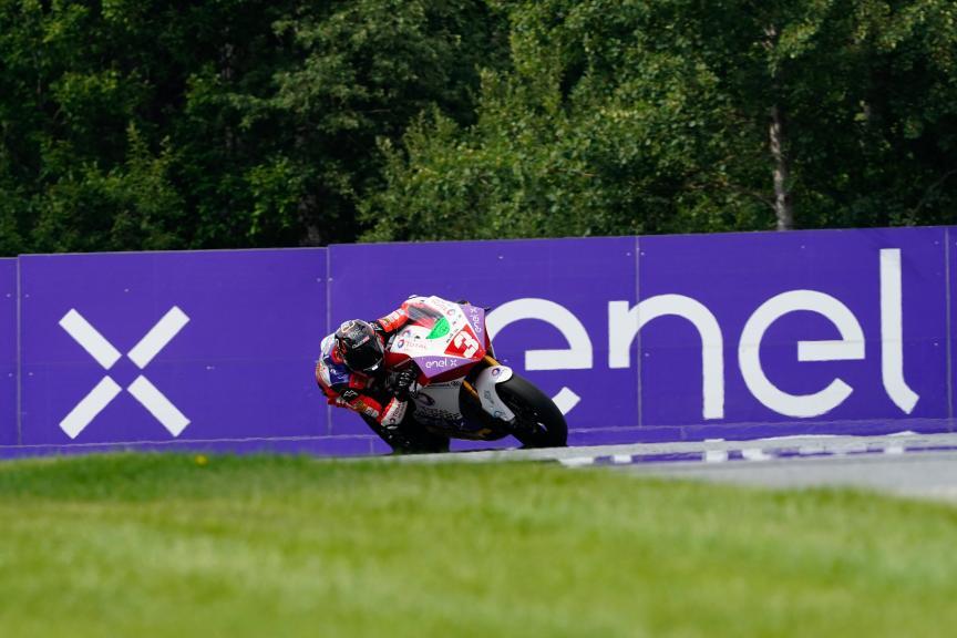Lukas Tulovic, Tech3 E-Racing, Bitci Motorrad Grand Prix von Österreich