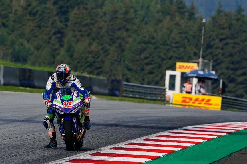 Matteo Ferrari, Indonesian E-Racing Gresini MotoE, Bitci Motorrad Grand Prix von Österreich