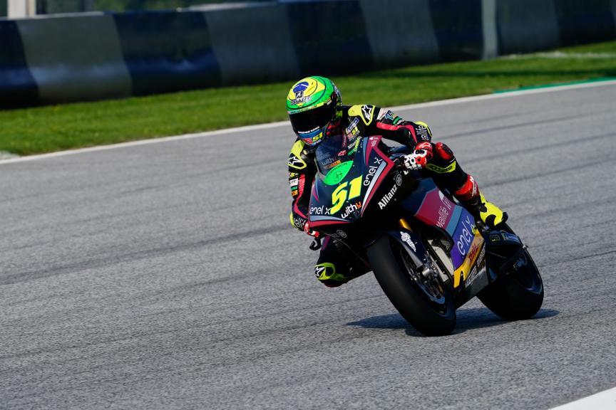 Eric Granado, One Energy Racing, Bitci Motorrad Grand Prix von Österreich