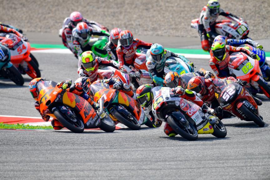 Moto3, Race, Bitci Motorrad Grand Prix von Österreich