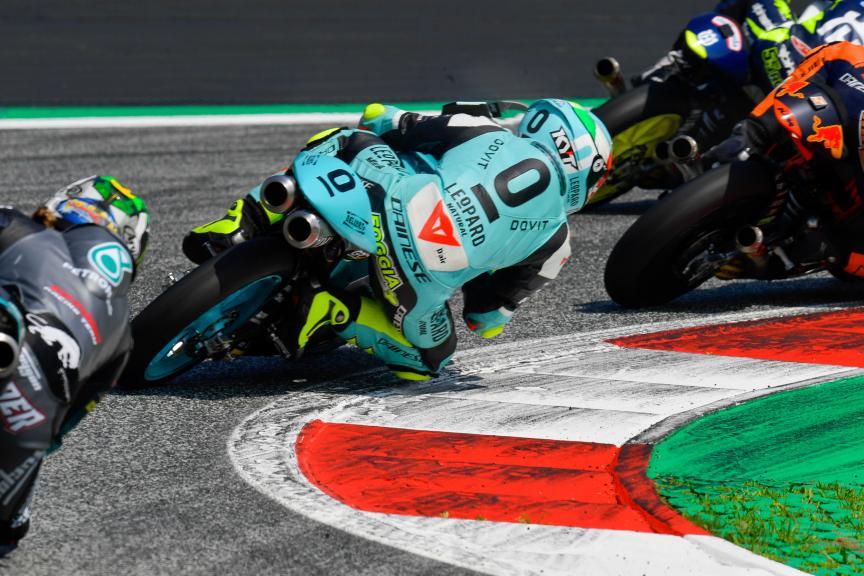 Dennis Foggia, Leopard Racing, Bitci Motorrad Grand Prix von Österreich