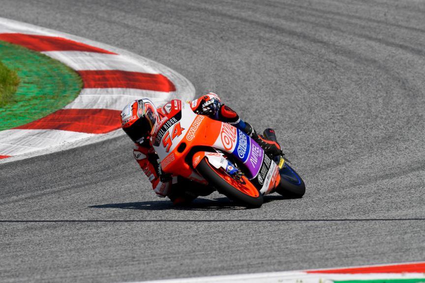 Riccardo Rossi, BOE Owlride, Bitci Motorrad Grand Prix von Österreich