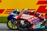 Romano Fenati, Sergio Garcia, Bitci Motorrad Grand Prix von Österreich