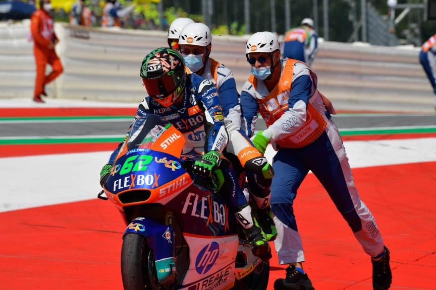Stefano Manzi, Flexbox HP40, Bitci Motorrad Grand Prix von Österreich