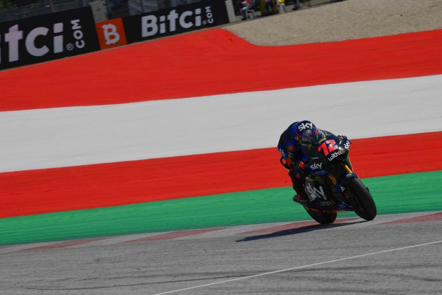 Marco Bezzecchi, Sky Racing Team VR46, Bitci Motorrad Grand Prix von Österreich