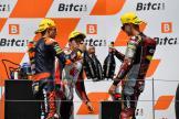 Ai Ogura, Augusto Fernandez, Raul Fernandez, Bitci Motorrad Grand Prix von Österreich