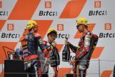 R.Fernandez, Ogura, A.Fernandez, Bitci Motorrad Grand Prix von Österreich