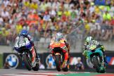 Alex Marquez, Pol Espargaro, Valentino Rossi, Bitci Motorrad Grand Prix von Österreich