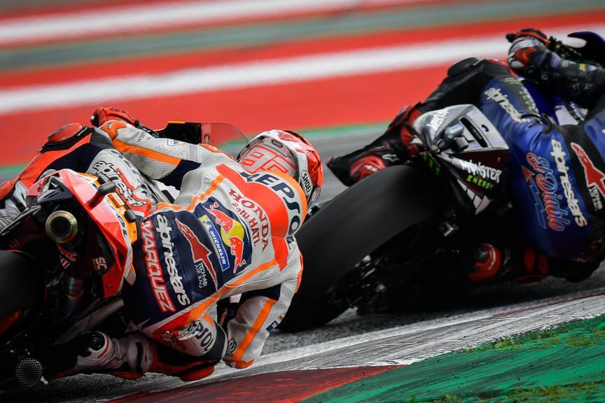 Marc Marquez, Repsol Honda Team, Bitci Motorrad Grand Prix von Österreich