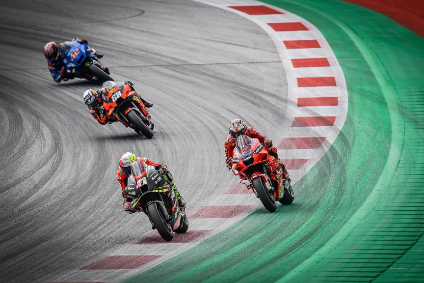 MotoGP, Race, Bitci Motorrad Grand Prix von Österreich