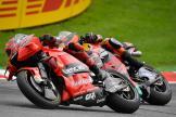 Francesco Bagnaia, Brad Binder, Bitci Motorrad Grand Prix von Österreich