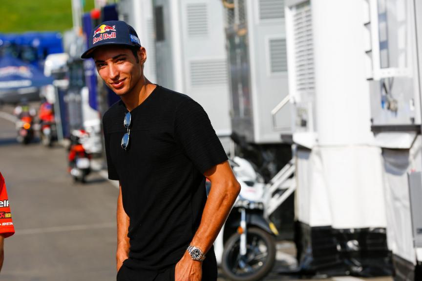 Toprak Razgatlioglu, Bitci Motorrad Grand Prix von Österreich