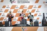 Oncu, Garcia, Foggia, Bitci Motorrad Grand Prix von Österreich