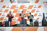 Sergio Garcia, Deniz Oncu, Dennis Foggia, Bitci Motorrad Grand Prix von Österreich