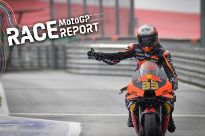 DESTACADO: Binder the brave gana el increíble GP de Austria