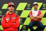 Francesco Bagnaia, Ducati Lenovo Team, Monster Energy British Grand Prix