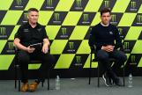 Triumph Moto2 Press Conference, Monster Energy British Grand Prix