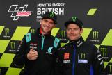 Cal Crutchlow, Jake Dixon, Monster Energy British Grand Prix