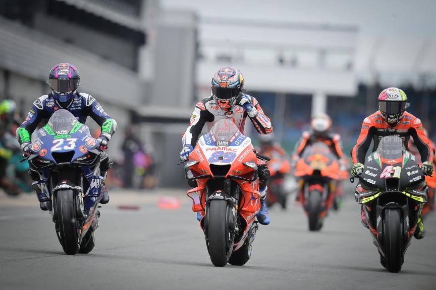 MotoGP, Monster Energy British Grand Prix
