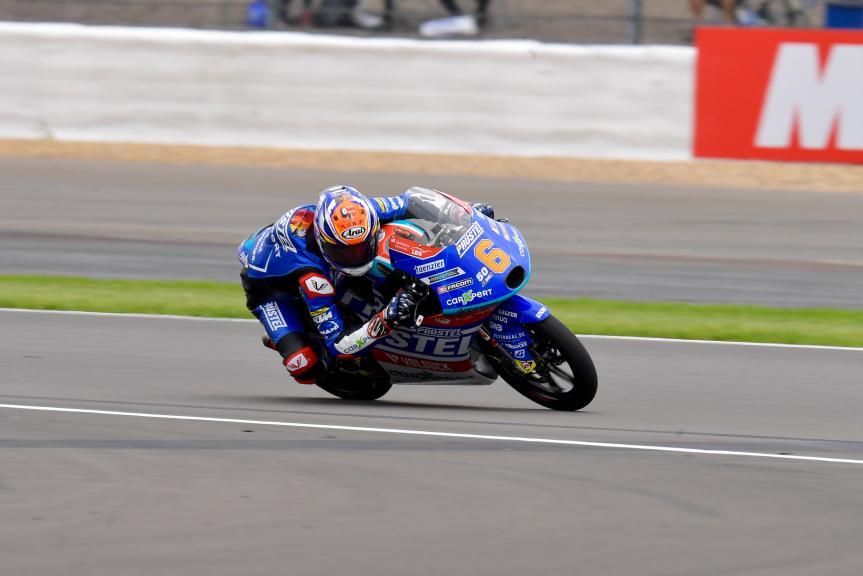 Ryusei Yamanaka, CarXpert PruestelGP, Monster Energy British Grand Prix
