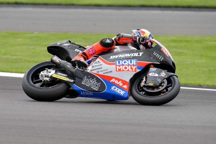Tony Arbolino, Liqui Moly Intact GP, Monster Energy British Grand Prix