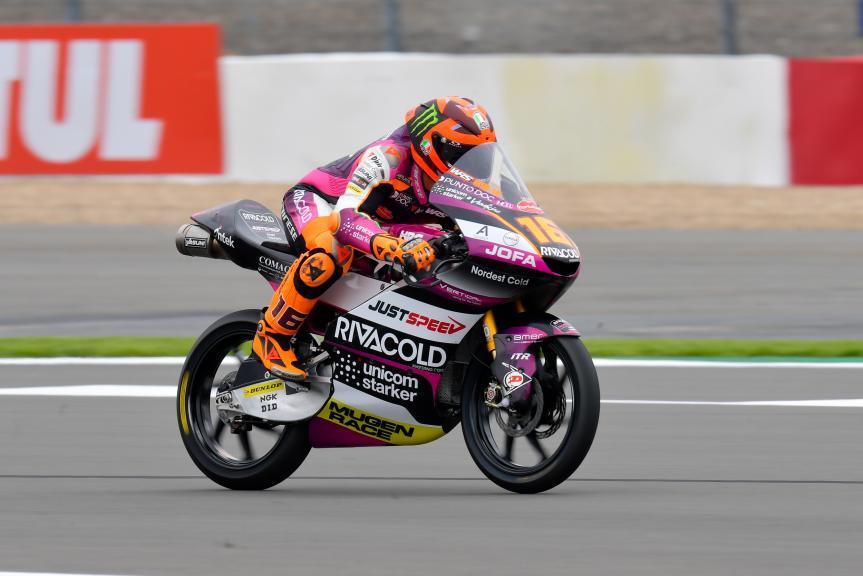 Andrea Migno, Rivacold Snipers Team, Monster Energy British Grand Prix