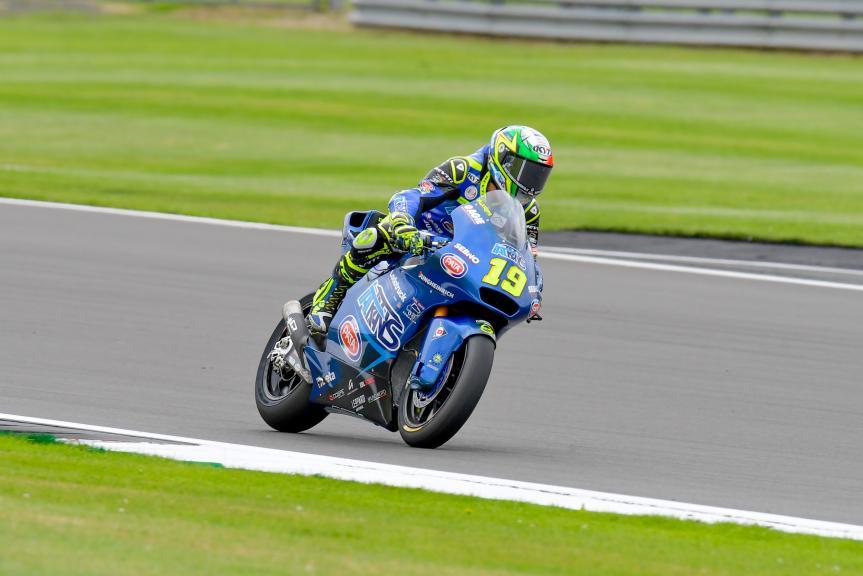 Lorenzo Dalla Porta, Italtrans Racing Team, Monster Energy British Grand Prix