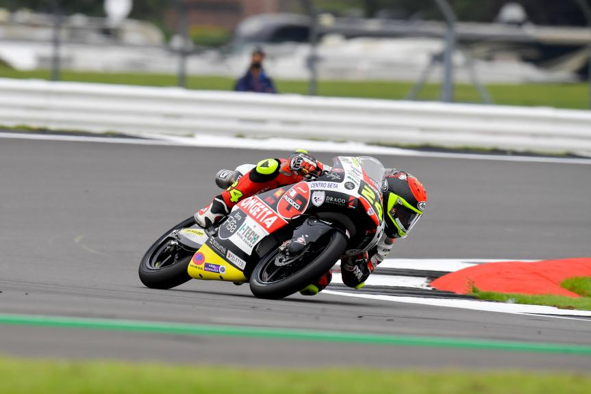Tatsuki Suzuki, Sic58 Squadra Corse, Monster Energy British Grand Prix